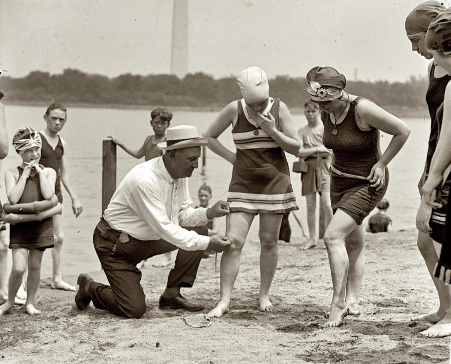 Resultado de imagen para trajes de baño años 20s